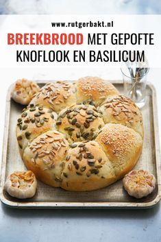Piece Of Bread, Sweet Bread, Bread Baking, Bread Recipes, Bbq, Food And Drink, Favorite Recipes, Seeds, Baking