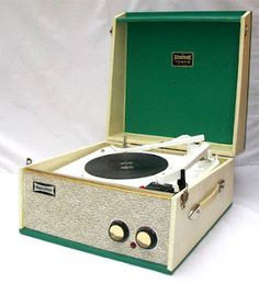 Dansette Vintage Record Player
