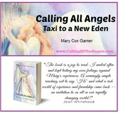 Another wonderful AMAZON testimonial about Calling All Angels www.CallingAllTheAngels.com