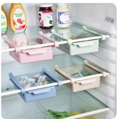 Collectibles Baskets 1pc Practical Novle Durable Refrigerator Storage Container For Friends Family Be Friendly In Use