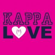 Kappa Kappa Gamma love <3
