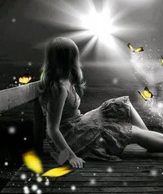 Art42 - Beautiful Pictures / touch of color / yellow