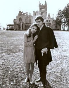 dark shadows...I can't help it, I loved it