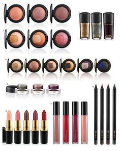 Maquiagem MAC Divine Night Collection!