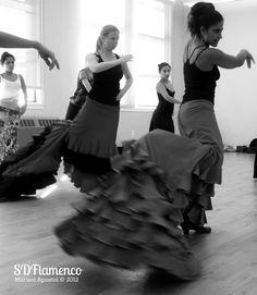 SDFLAMENCO: Flamenco Bata de Cola, a Photo Essay with Cihtli Ocampo