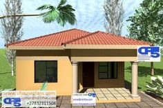 Simple House Plans, Simple House Design, Family House Plans, New House Plans, Dream House Plans, Bungalow Floor Plans, House Floor Plans, House Layout Plans, House Layouts