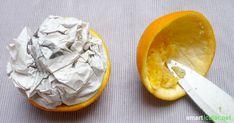 Die Schalen von Orangen, Grapefruit und auch Kokosnüssen müssen nicht in den Abfall. Ohne viel Aufwand kannst du aus ihnen schöne Schälchen herstellen!
