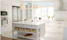 A dream kitchen from puustelli <3