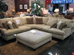 Gallery Furniture's Mattress Mack of Houston, TX: Sectional Furniture