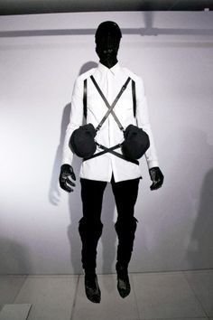 Aitor Throup Spring Summer Menswear 2013 London