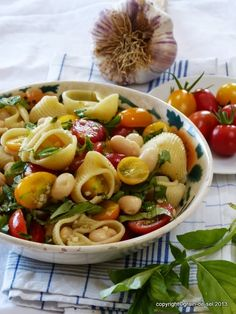 grain de sel - salzkorn: Pasta a la Gios Nonna siciliana