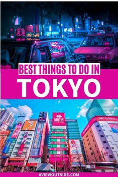 Best Things To Do In Tokyo The ultimate guide to all of the best activities in Tokyo, Japan. In this post you will find insider knowledge from a Tokyo expat on Tokyo bucket list experiences,Tokyo activities and what to do in Tokyo. Things to do in Tokyo Japan Travel Guide, Tokyo Travel, Asia Travel, Travel Abroad, Visit Tokyo, Visit Japan, Travel Advice, Travel Guides, Travel Goals