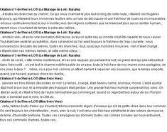 Citations fraîcheur