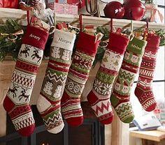 Kids' Christmas & Christmas Stockings For Kids | Pottery Barn Kids