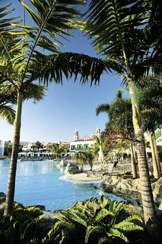 Villa del Conde Resort & Thalasso Lopesan Hotel in Gran Canaria Beautiful Sites, Beautiful Places To Travel, Beautiful Beaches, Great Places, Places To Go, Santa Lucia, Tenerife, Destinations, Beach