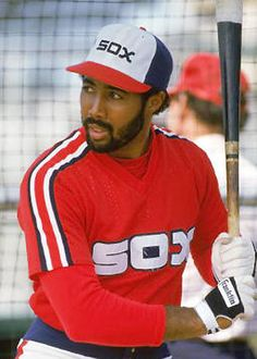 Harold Baines: I watched him hit the walk off home run in the longest game in MLB history.  He hit a line drive over the center field wall at Old Comiskey Park in the bottom of 25th inning against the Milwaukee Brewers.