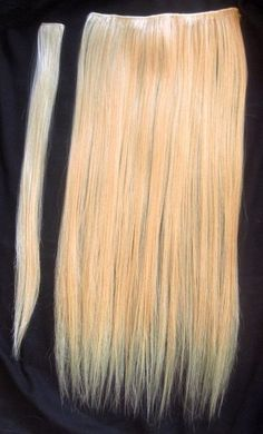 Picture of DIY Clip-In Hair Extensions