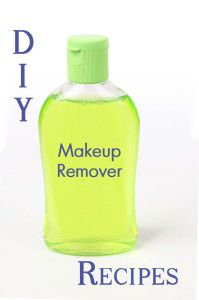 Looking for a way to remove your makeup with natural products that are probably lying around your house? Look no further! Check out these recipes: Liquid Makeup Remover From That's What We Said (fo...