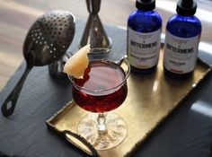 The New Hickory Cocktail Recipe | Serious Eats