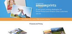 Amazon Prints, la nueva propuesta para tus Impresiones Online, By Amazon