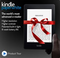 "Kindle Paperwhite, 6"" High Resolution Display with Built-in Light, Wi-Fi - Includes Special Offers,$119.00"