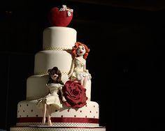 Most Bizarre Wedding Cakes Amazing CakesFood
