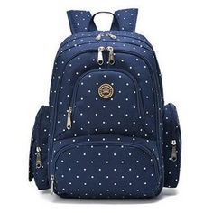 Super Nice NEW 2016 Large-Capacity Multifunctional Diaper Backpack 7 Colors