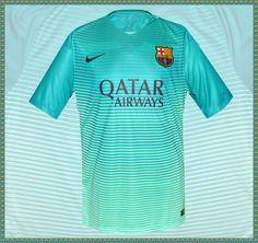 Barcelonas tredjetröja 2016/17