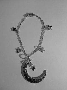 Lasso The Moon, Falling Stars, Birthday Gifts For Girls, Shooting Stars, Stainless Steel Chain, Charm Jewelry, Boho Fashion, Charmed, Bracelets