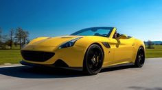 Novitec Rosso Ferrari California T Revealed with Carbon Kit, More Power