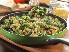 Savory White Beans and Spinach recipe - Foodista.com