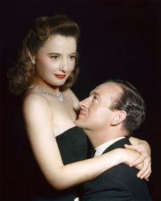 """"""" Barbara Stanwyck and David Niven on Hollywood: """"Career is too pompous a word. It was a job and I have always felt privileged to be paid for doing what I love doing."""" Barbara Stanwyck """"Can you imagine being wonderfully overpaid for. Old Hollywood, Hollywood Icons, Golden Age Of Hollywood, Hollywood Stars, Classic Hollywood, Hollywood Glamour, Hollywood Pictures, Hollywood Couples, Hollywood Celebrities"""