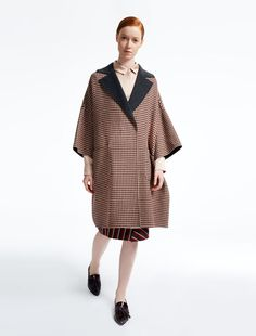Weekend Max Mara CENERE bordeaux: Wool coat Product page