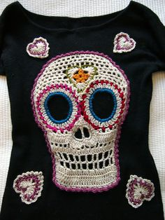 Idea. Calavera - Inspiration only