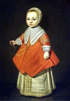 It's About Time: Children with rattles & teething toys from 1500s Europe to 1700s America
