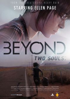 Beyond Two Souls Poster – videogameposters