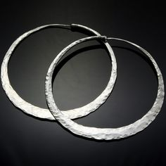 Hey, I found this really awesome Etsy listing at https://www.etsy.com/listing/208742319/3-inch-silver-hoop-earrings-giant-hoop