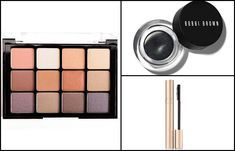 Eyeliner, Eyeshadow, And Mascara