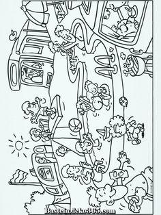 Kreative und Großartige Malvorlagen Camping mit einem schönen kinderbecken - Kleurplaten.nl ausmalbilder  #ausmalbilder #camping #einem #kinderbecken #kleurplaten #malvorlagen #schonen Summer Coloring Pages, Coloring Book Pages, Coloring Sheets, Coloring Pages For Kids, Rainy Day Activities, Summer Activities For Kids, Contexto Social, Cute Clipart, Art Pages