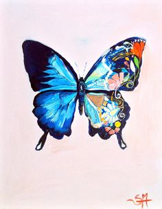 Butterfly 8 limited edition print / -Starla Michelle-