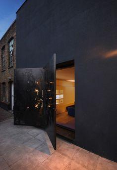 Hidden House  #archello #architecture #building #house #home #modern