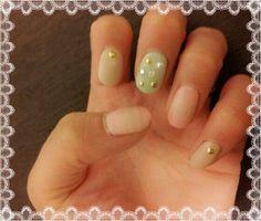 Spring nail 2014