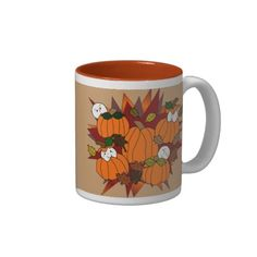 Babies In The Pumpkin Patch Mug