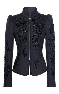 Beaded Jacket by ANDREW GN for Preorder on Moda Operandi