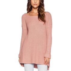 Yoins Chunky Ribbed Knitted Jumper ($23) ❤ liked on Polyvore featuring tops, sweaters, pink, sweaters & cardigans, red jumper, red oversized sweater, oversized sweaters, jumpers sweaters and red long sleeve top