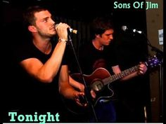 Sons of Jim - Tonight!! Actor, exceptional human being, great father and husband,  and musician. Is there anything Jamie Dornan can't do?! 50 Shades of Christian and Ana