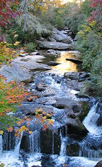 Cashiers NC ...BEAUTIFUL town ...we love the mountains