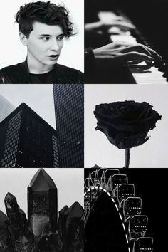dan howell // black aesthetic, bad-boy, city-dweller, active love-despiser, piano-player, crystal-enthusiast.<< AHH THIS IS PERFECT