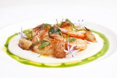 1611 Restaurant Spring/ Summer 2015 Menu by Head Chef Lukasz Ceglowski