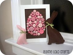Easter crafts by beverley